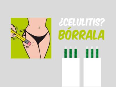 Celulitis, bórrala