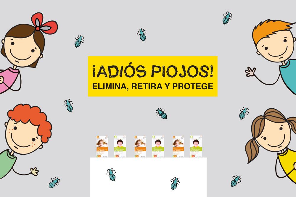 Imagenes De Piojos Animados: Adiós Piojos Niños