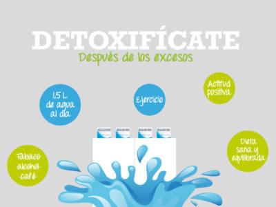 Consejos detox