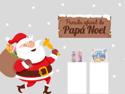Parada Papa Noel