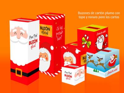 Buzones Papá Noel
