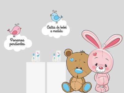 Conejo y oso