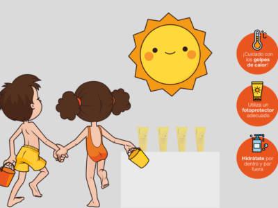 Niños sol