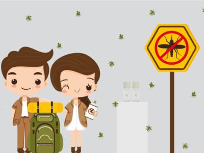 Mosquitos excursión