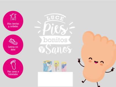 PIES BONITOS