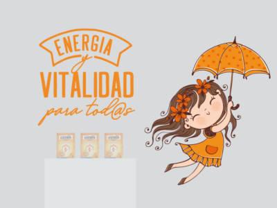 Energía y vitalidad